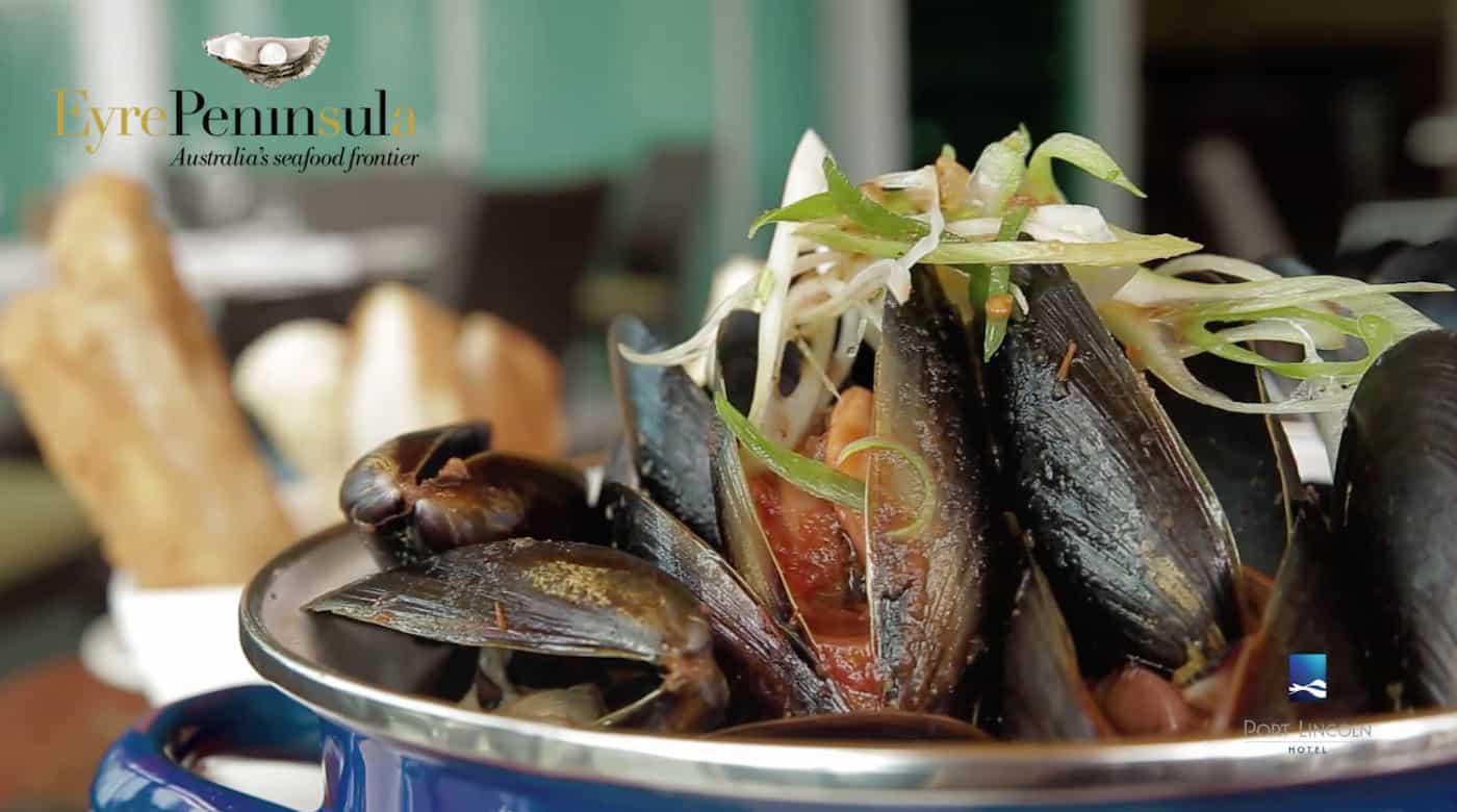 Boston Bay Mussels, South Australian Seafoods
