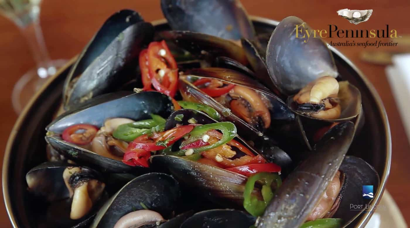 Boston Bay Mussels, South Australian Seafoods